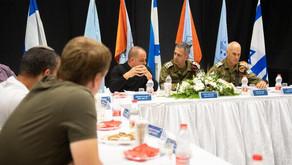 2021.5.17(20:03)-IDF戰鬥機和飛機襲擊了加沙地帶的五個哈馬斯臨時總部,其中有哈馬斯軍事聯合作戰總參謀部的高級成員
