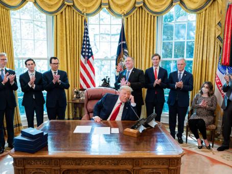 以色列與蘇丹達成农业、经济、贸易、航空、移民问题等協議,這是特朗普的新政績