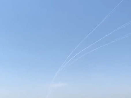 最新:伊朗真主黨與哈馬斯從黎巴嫩發射10多枚火箭彈進以色列
