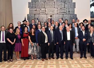 [頭條]以色列發起了關於猶太人團結的共同命運的宣言