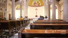 拿撒勒聖約瑟堂耶穌基督家_editSt. Joseph's Church02ed
