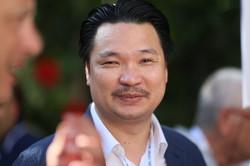 劉祥永先生在以色列首屆國際電視格式大會照片