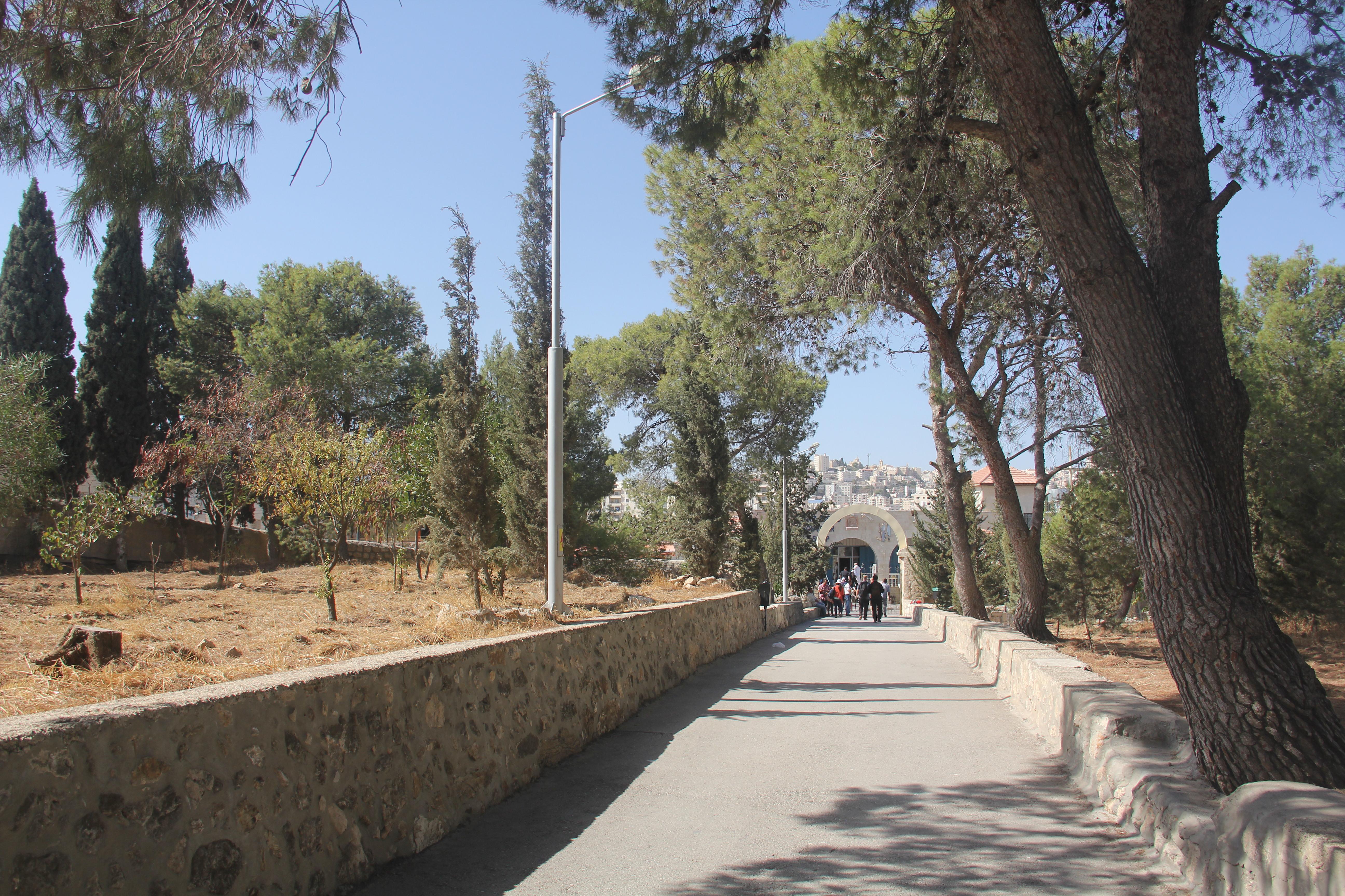 【伯利恆曠野】這是天使向牧羊人報彌賽亞降生喜訊的地方004