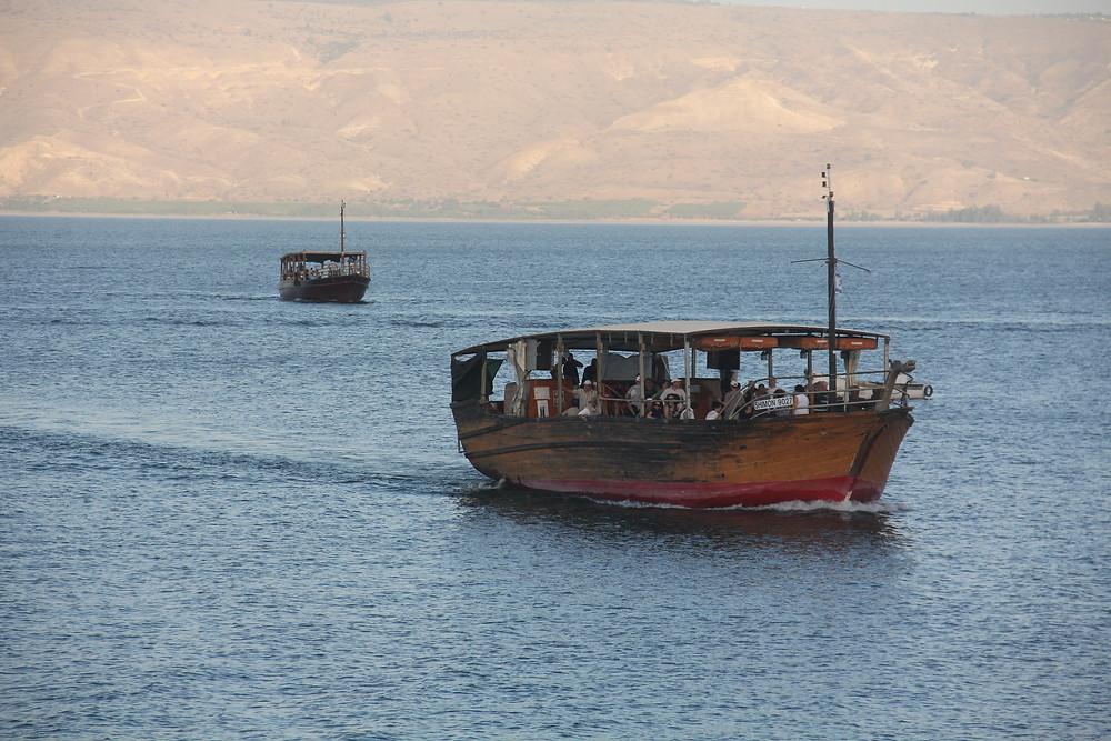 以色列加利利海
