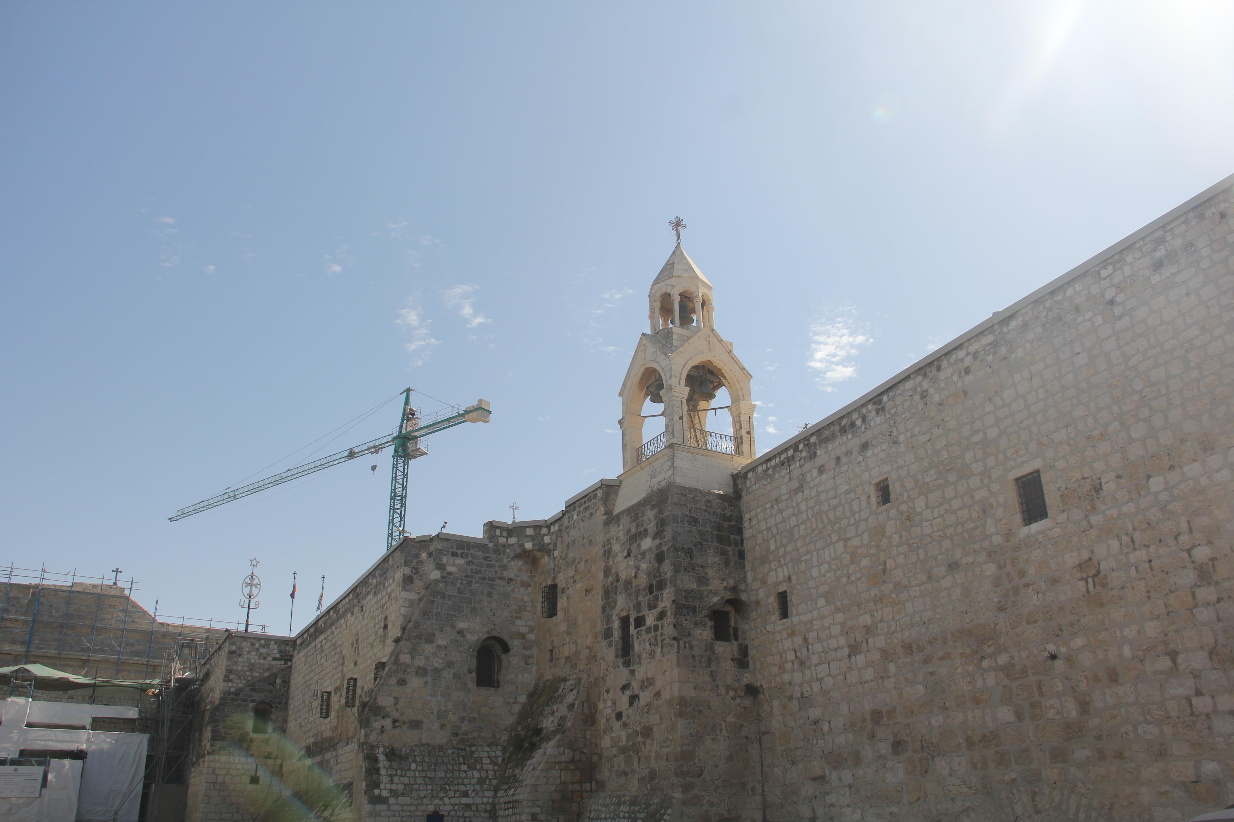 【主誕堂】紀念彌賽亞耶穌基督降生的地方003