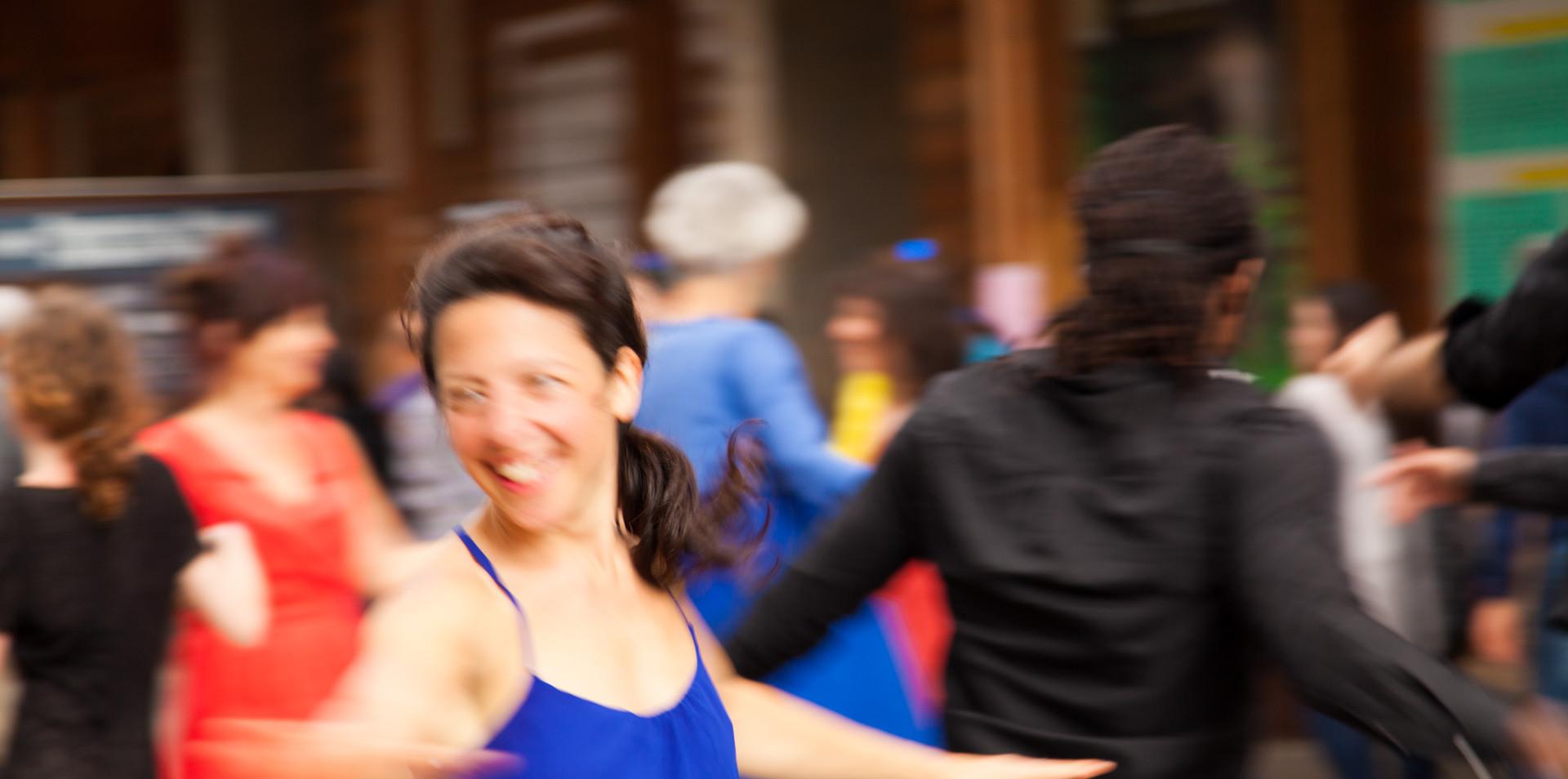 Flash-Mob TangoSensible