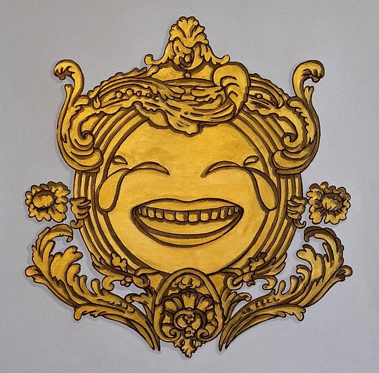 LisaFicarelliHalpern_BaroqueEmoji_Joyful