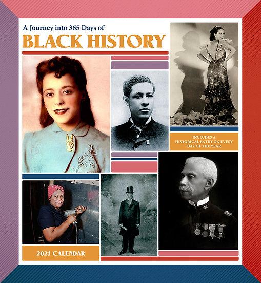 A JOURNEY INTO 365 DAYS OF BLACK HISTORY 2021