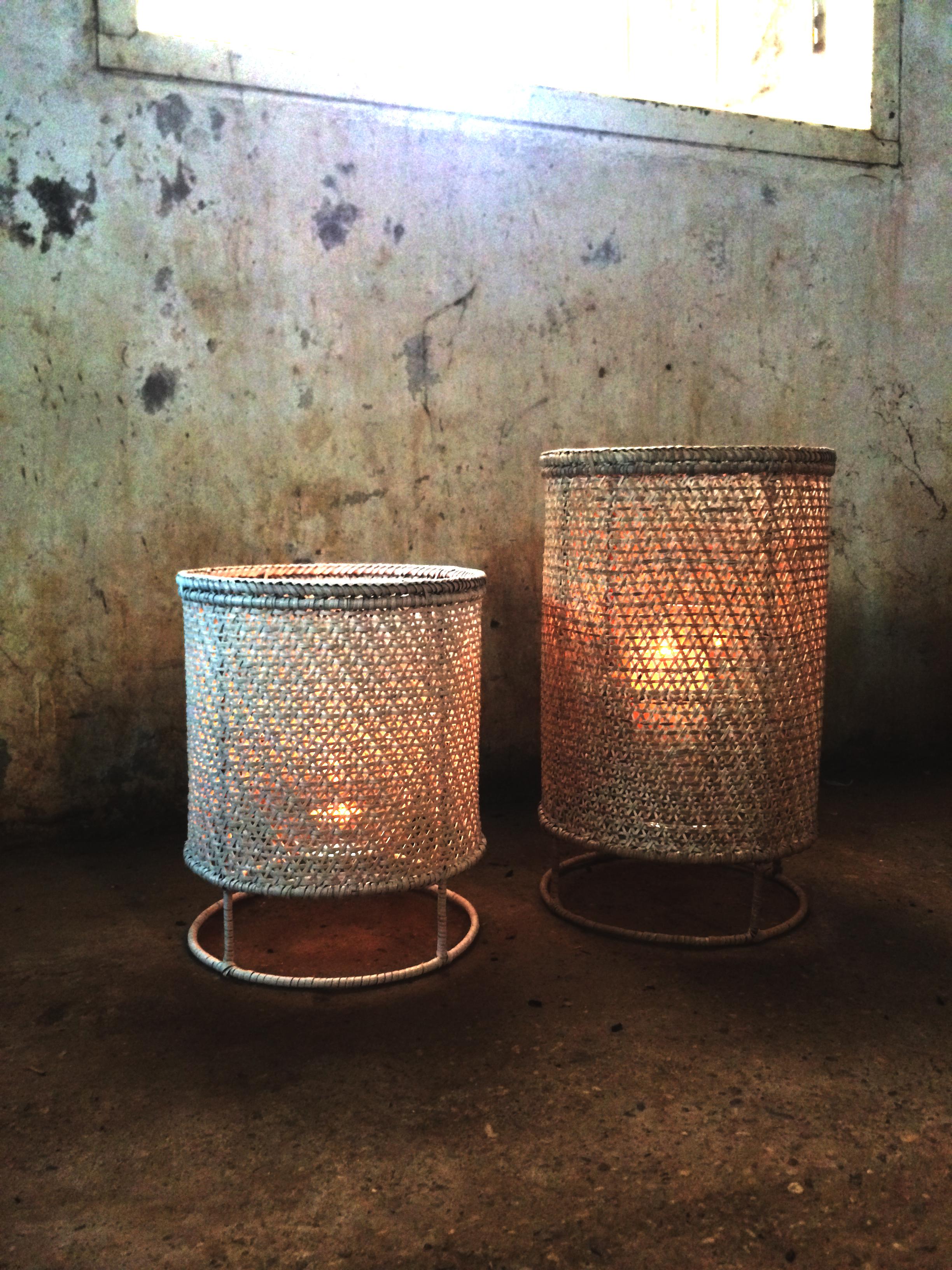 Sayama Candleholder (Jute)