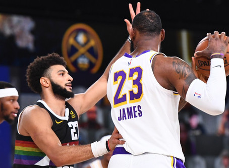 "Lakers take a ""commanding"" 3-1 lead"