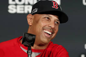 The Red Sox will have great success with Cora back as the Manager