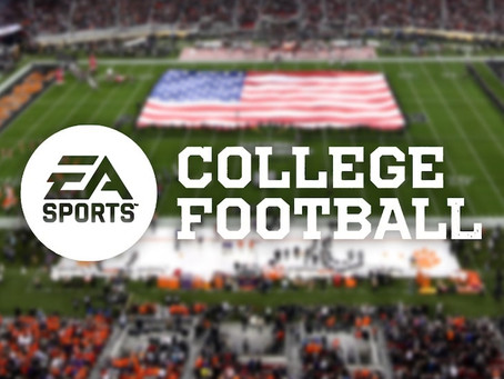 College Football and video games make for a well anticipated reunion