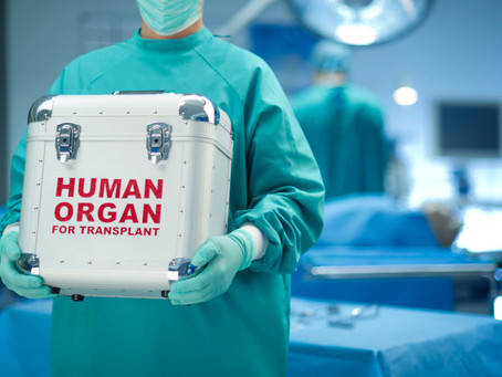 Organ donation in a pandemic