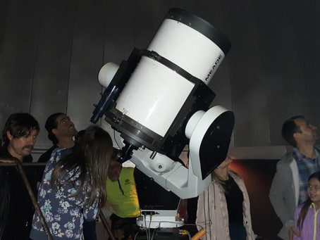 Margaret M. Jacoby Observatory brings back public nights