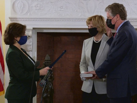 Dan McKee is officially Governor, now what's next?