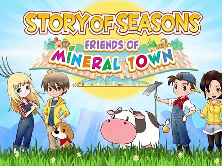 The Farming Game We Need Right Now