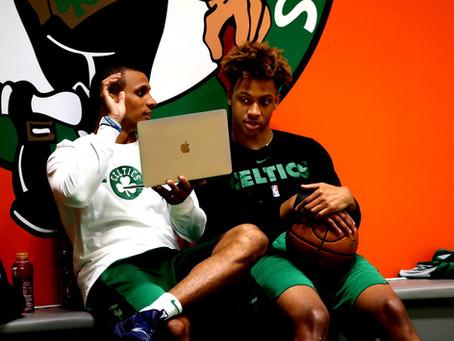Will the Celtics new coaching help them improve?