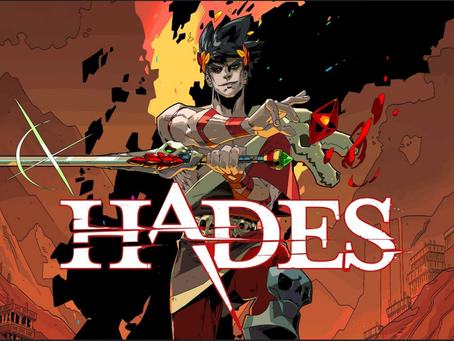 Hades: a godly addictive romp