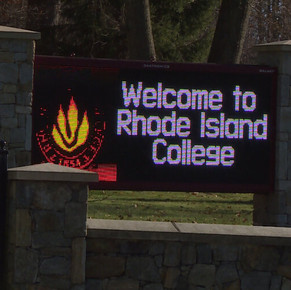 What's open at Rhode Island College?