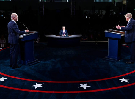 Presidential debate commission considers changing the rules in response to the first debate