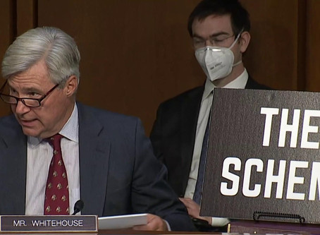 R.I. Senator Sheldon Whitehouse goes viral at Supreme Court Confirmation hearings
