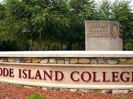 Rhode Island College's current COVID guidelines (Fall 2021)