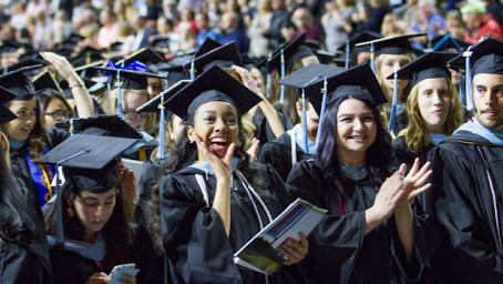 RIC announces tentative plans to hold in-person commencement ceremony