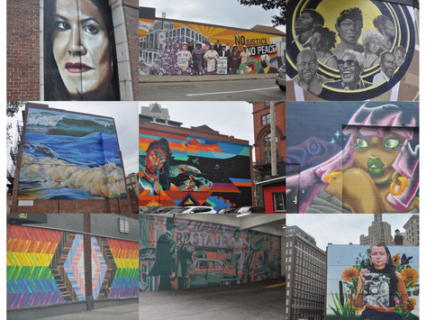 Providence murals; why they matter