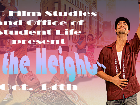 Lin-Manuel Miranda's In the Heights presented at RIC