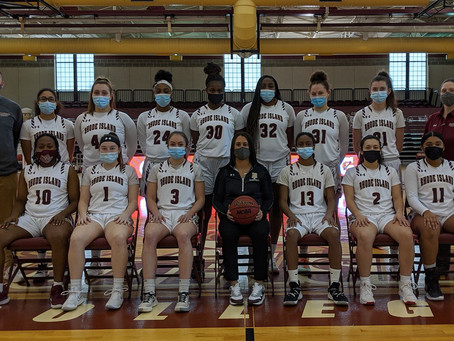 Anchorwomen Secure Perfect Regular Season Record with Win Over Keene State
