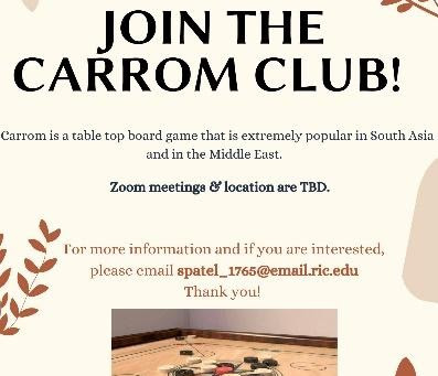 Have you heard of Carrom Club?