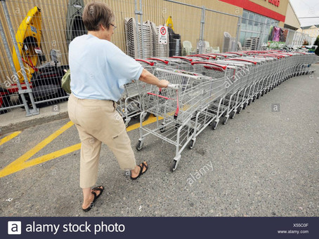 How you should treat your shopping cart