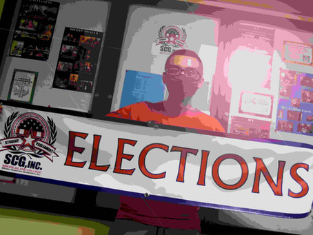 Class Elections on October 13