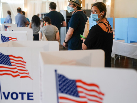 Everything you need to know about voting during Coronavirus