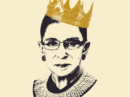 The legacy of the Notorious RBG
