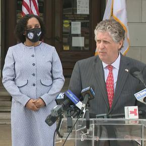Governor McKee Picks Sabina Matos for Lieutenant Governor