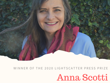 Announcing the Winner of the 2020 Lightscatter Press Prize!