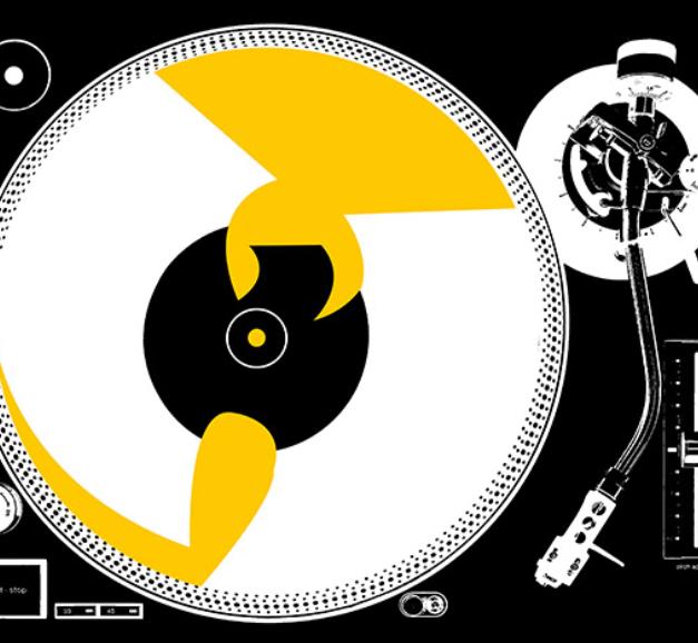 Wu-Tang Display Case