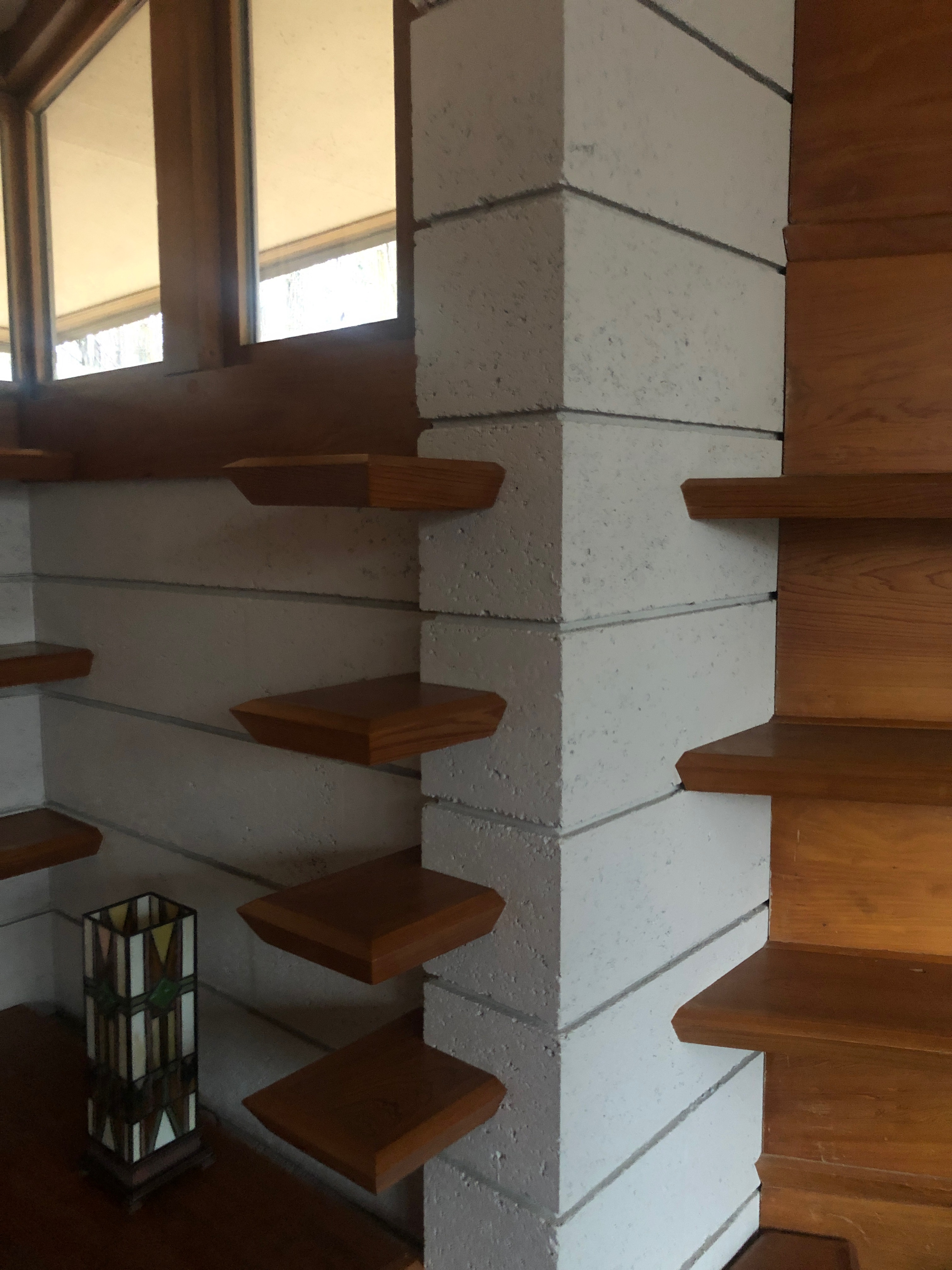 Mantyla Master shelves