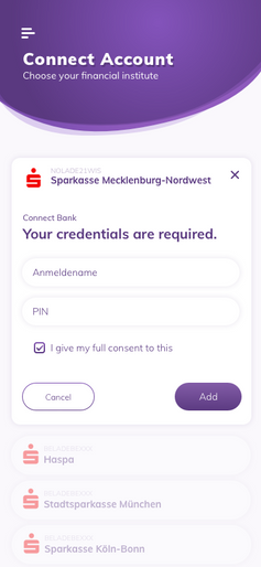 BNK! - The API Showcase App