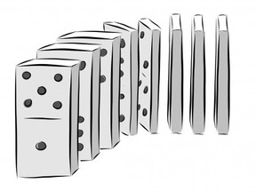 Online Abuse & the Domino Effect