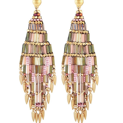 Ulla Earings Gold