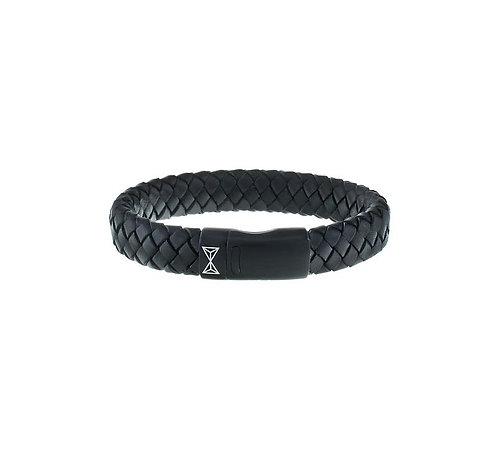 Iron Jack Black-on-Black Bracelet