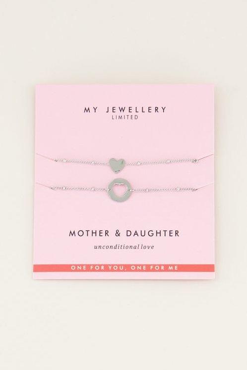 Bracelet Mother & Daughter
