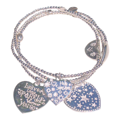 Bracelet Set Telu Sparkle
