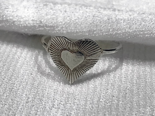 Ring Como Galaxy Heart