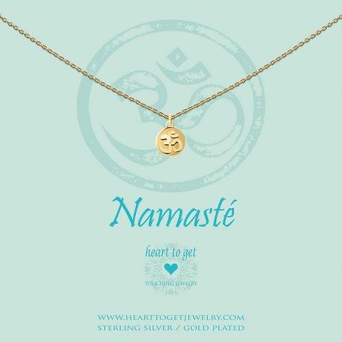 Namasté Necklace