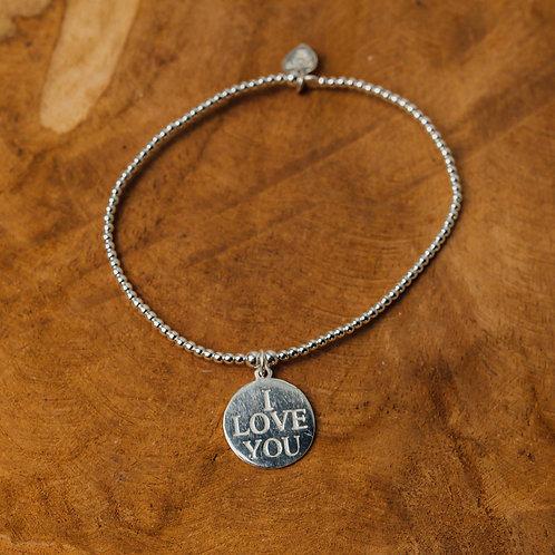 Bracelet Tiny Wishes I love you