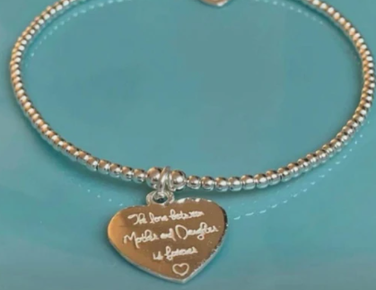 Bracelet Tiny Wishes Love Mother Daughter