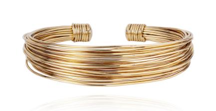 Arpa Bracelet Gold
